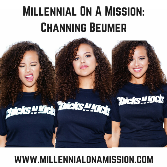 Millennial On A Mission- Channing Beumer